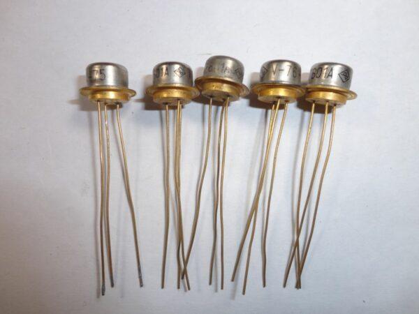 Скупка транзисторов КТ601 | КТ603 | КТ605 | КТ608
