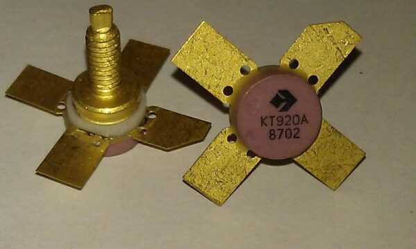 Скупка транзисторов КТ920