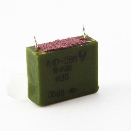 Скупка конденсаторов К10-28; Н30; 1М0; 1МОВ; 1м5; 2м2