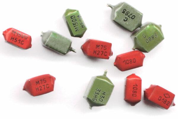 Скупка конденсаторов К10-48 Н30