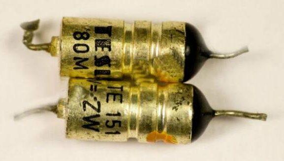 """Скупка конденсаторов """"TESLA""""(аналог К52-1)"""