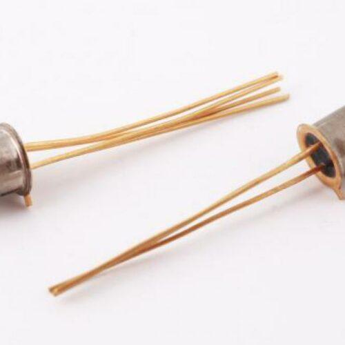 Скупка транзисторов КТ201, 203 желтые с длинными ногами