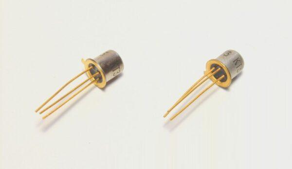 Скупка транзисторов КТ201 | КТ203 (желтые с короткими ногами)