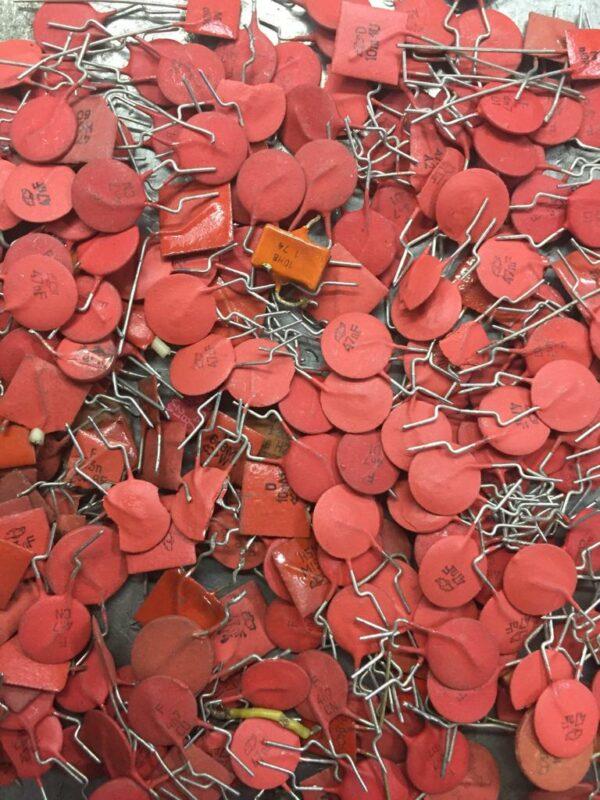 Скупка конденсаторов с содержанием серебра
