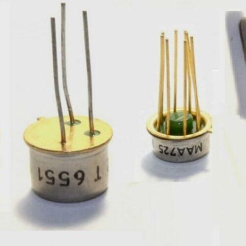 импортных транзисторов, микросхем